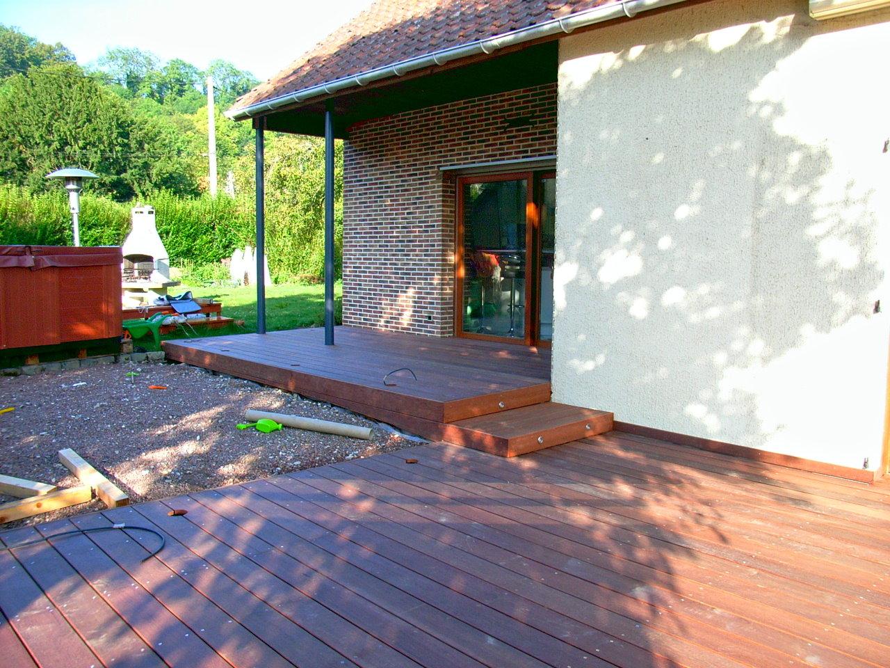 Construire une terrasse en bois  Paysagiste AmiensPaysagiste Amiens